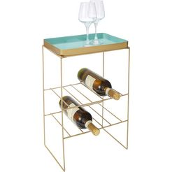 home affaire wijnrek goa goud