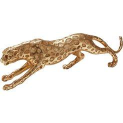 leonique decoratief figuur leopard goud