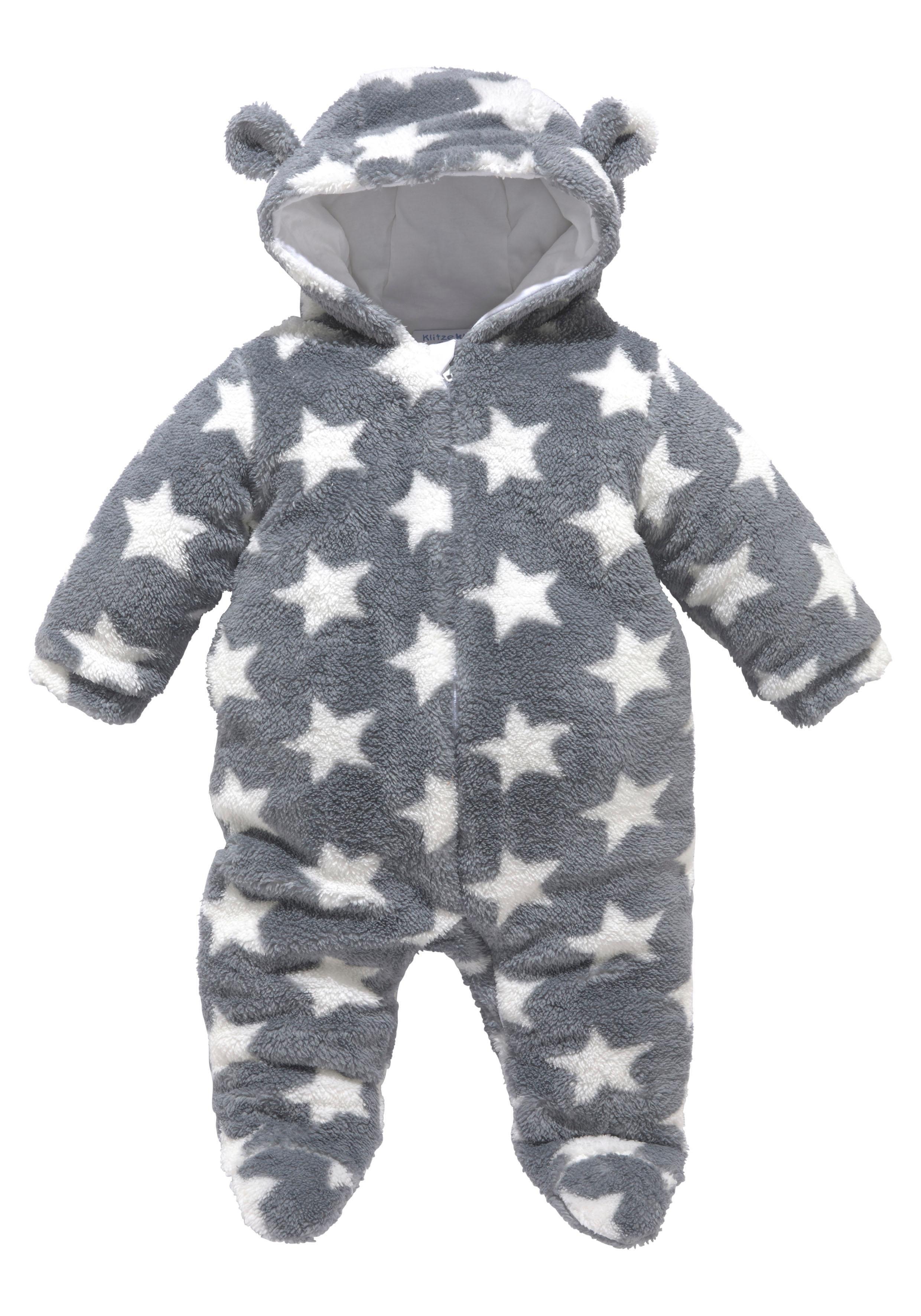 Klitzeklein teddy-jumpsuit nu online kopen bij OTTO