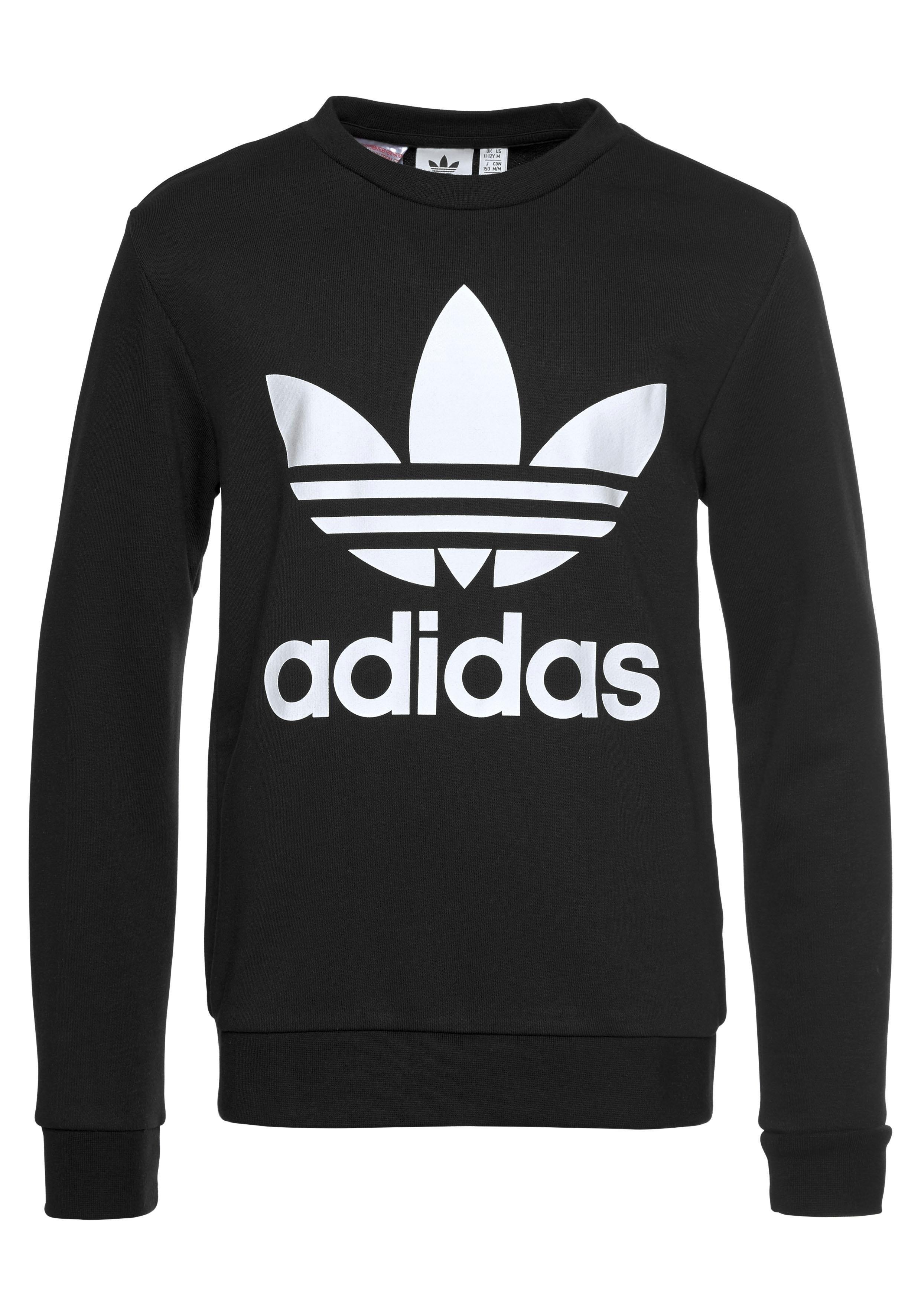 adidas Originals sweatshirt »Trefoil Crew« bestellen: 14 dagen bedenktijd