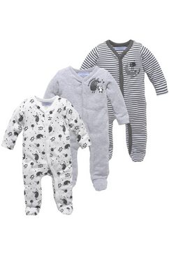 klitzeklein pyjama (set, 3-delig) wit