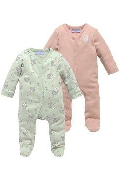 klitzeklein pyjama (set, 2-delig) roze