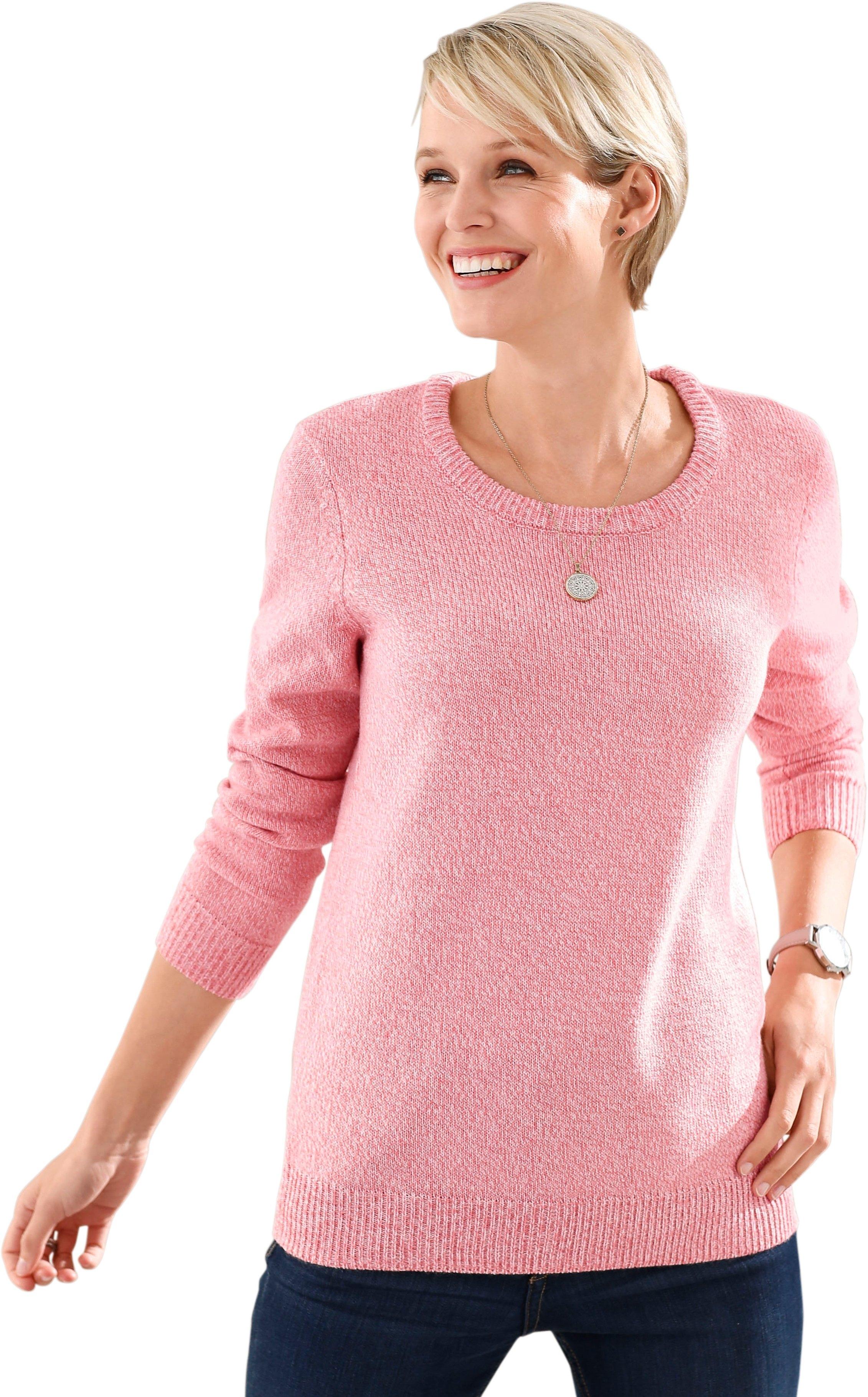 Classic Basics trui in behaaglijke kwaliteit nu online kopen bij OTTO