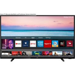 philips 58pus6504-12 led-tv (146 cm - 58 inch), 4k ultra hd, smart-tv zwart