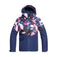 roxy snowboardjack »frozen flow« blauw