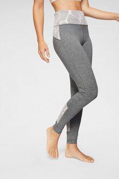 puma functionele tights »studio lace eclipse full tight« grijs