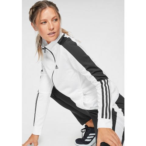 adidas Performance trainingspak OSR W PES 3 STRIPES TRACKSUIT