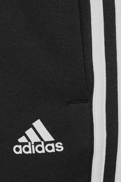 adidas performance joggingbroek »osr w 3 stripes pant« schwarz