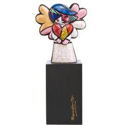 goebel engelfiguur faith beperkte editie (1 stuk) multicolor