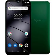 gigaset gs110 smartphone (15,5 cm - 6,1 inch, 16 gb, 8 mp camera) groen