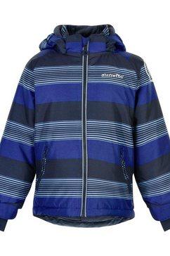 minymo ski-jack blauw