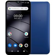 gigaset gs110 smartphone (15,5 cm - 6,1 inch, 16 gb, 8 mp camera) blauw
