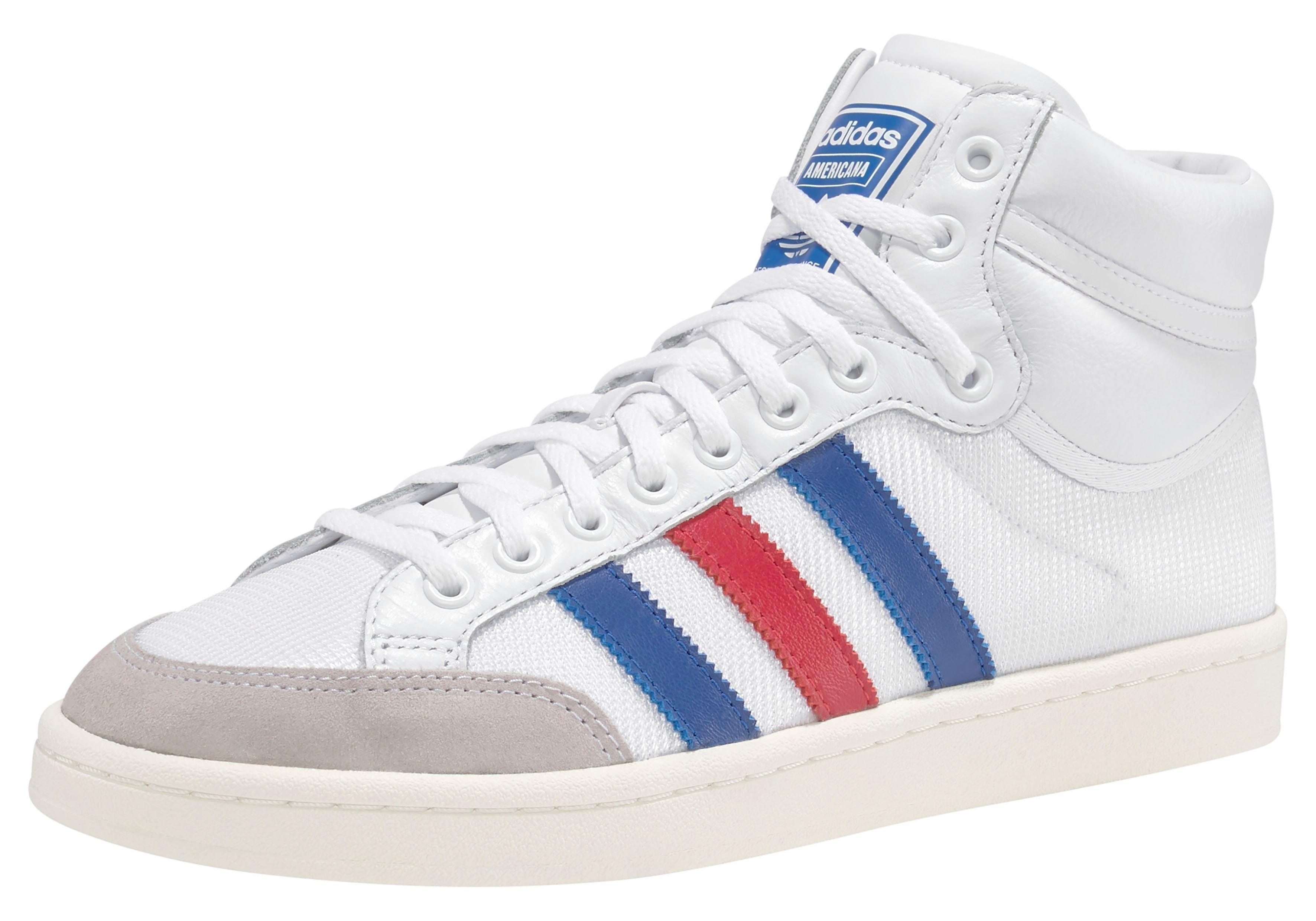 adidas Originals sneakers »Americana Hi« - gratis ruilen op otto.nl