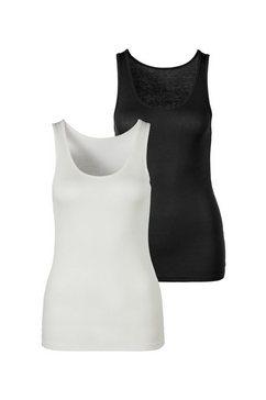 s.oliver bodywear tanktop wit