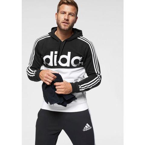 adidas Essentials trui zwart-wit heren Heren