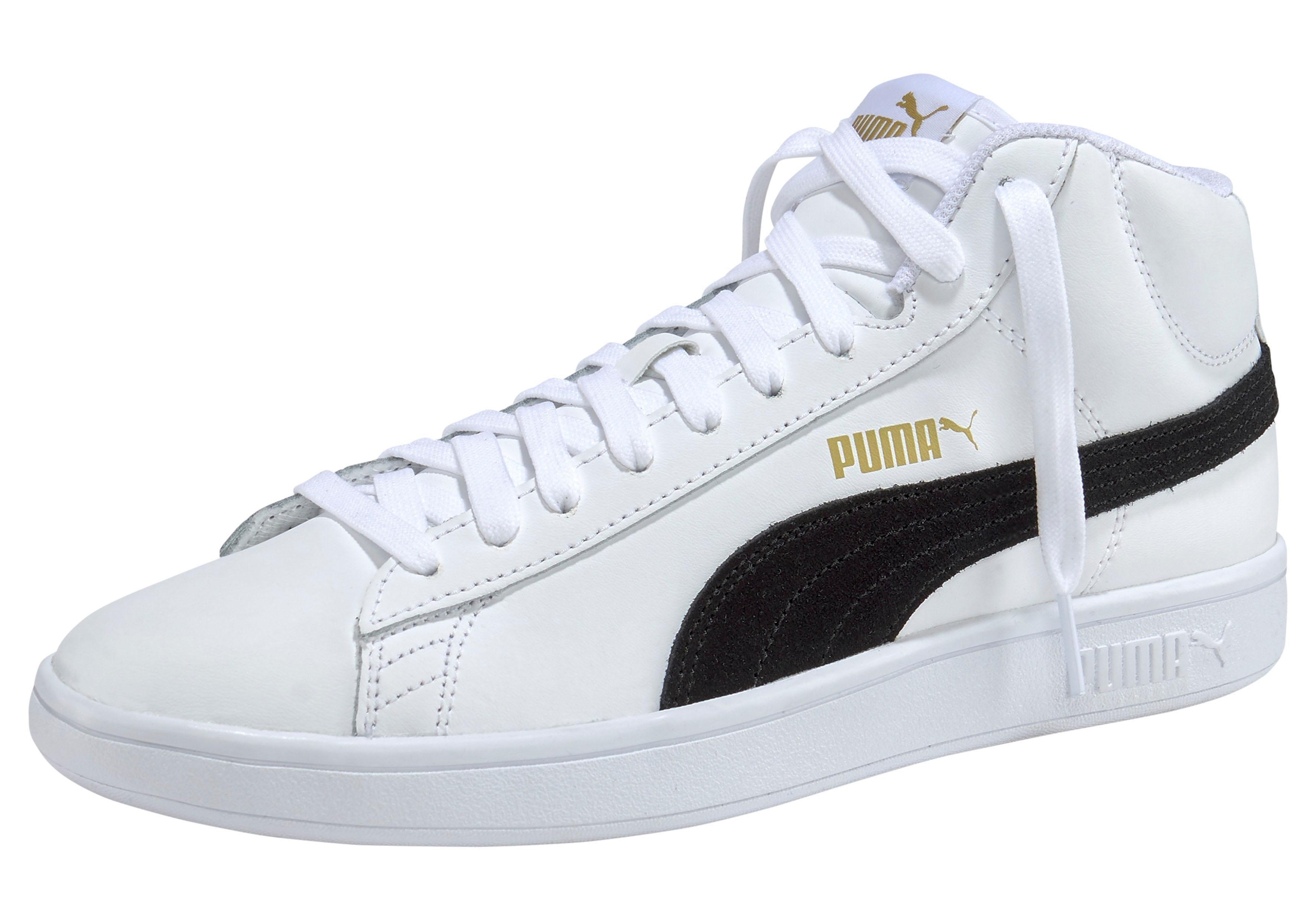 PUMA sneakers »Smash v2 Mid L« nu online kopen bij OTTO