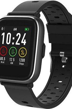 denver smartwatch sw-161 zwart