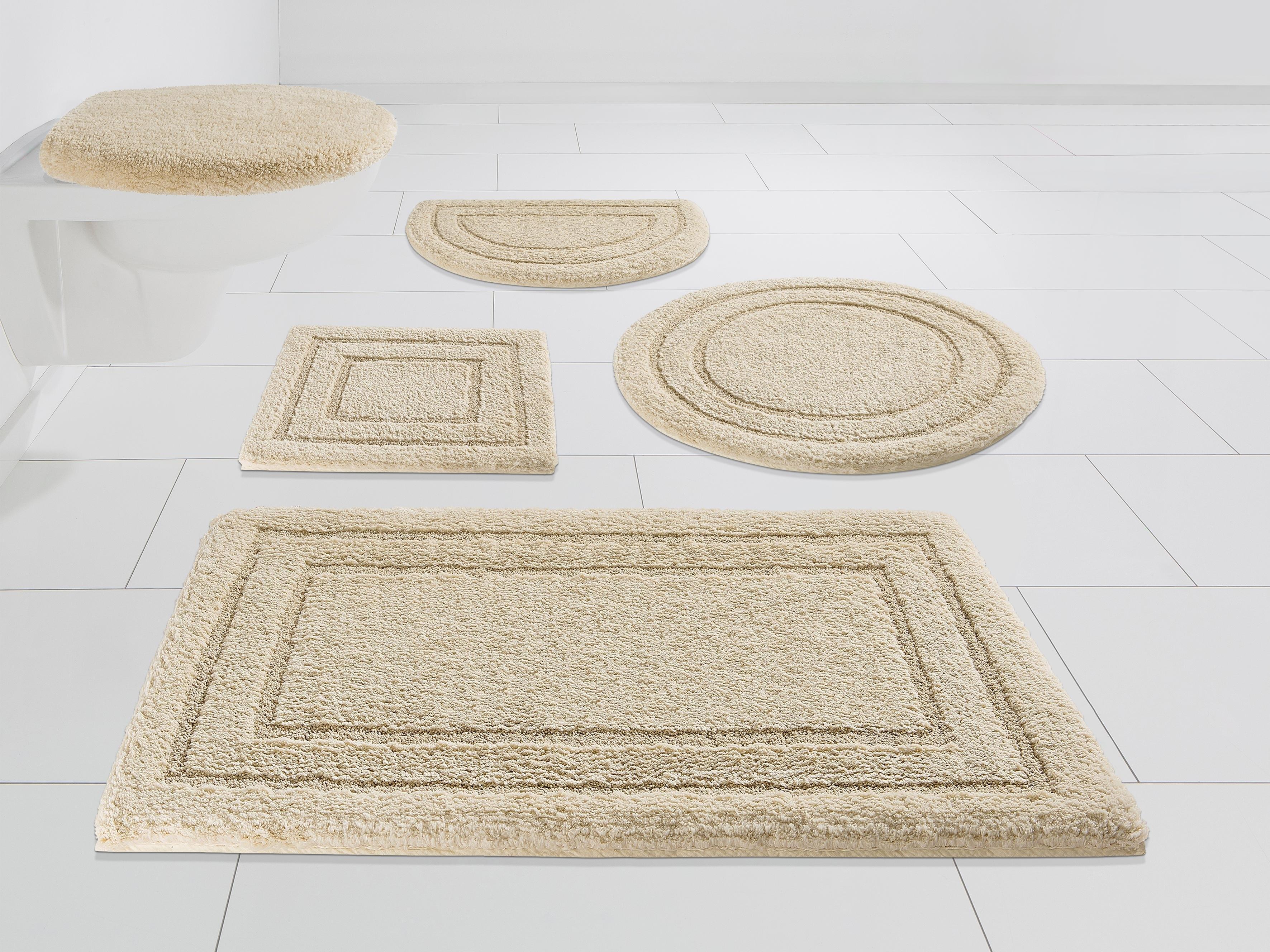 Kleine Wolke EXKLUSIV Badmat »Soho«, hoogte 30 mm, met antislip-coating nu online bestellen