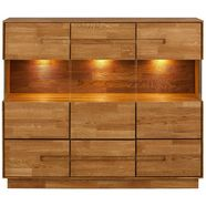 premium collection by home affaire highboard »pavo«