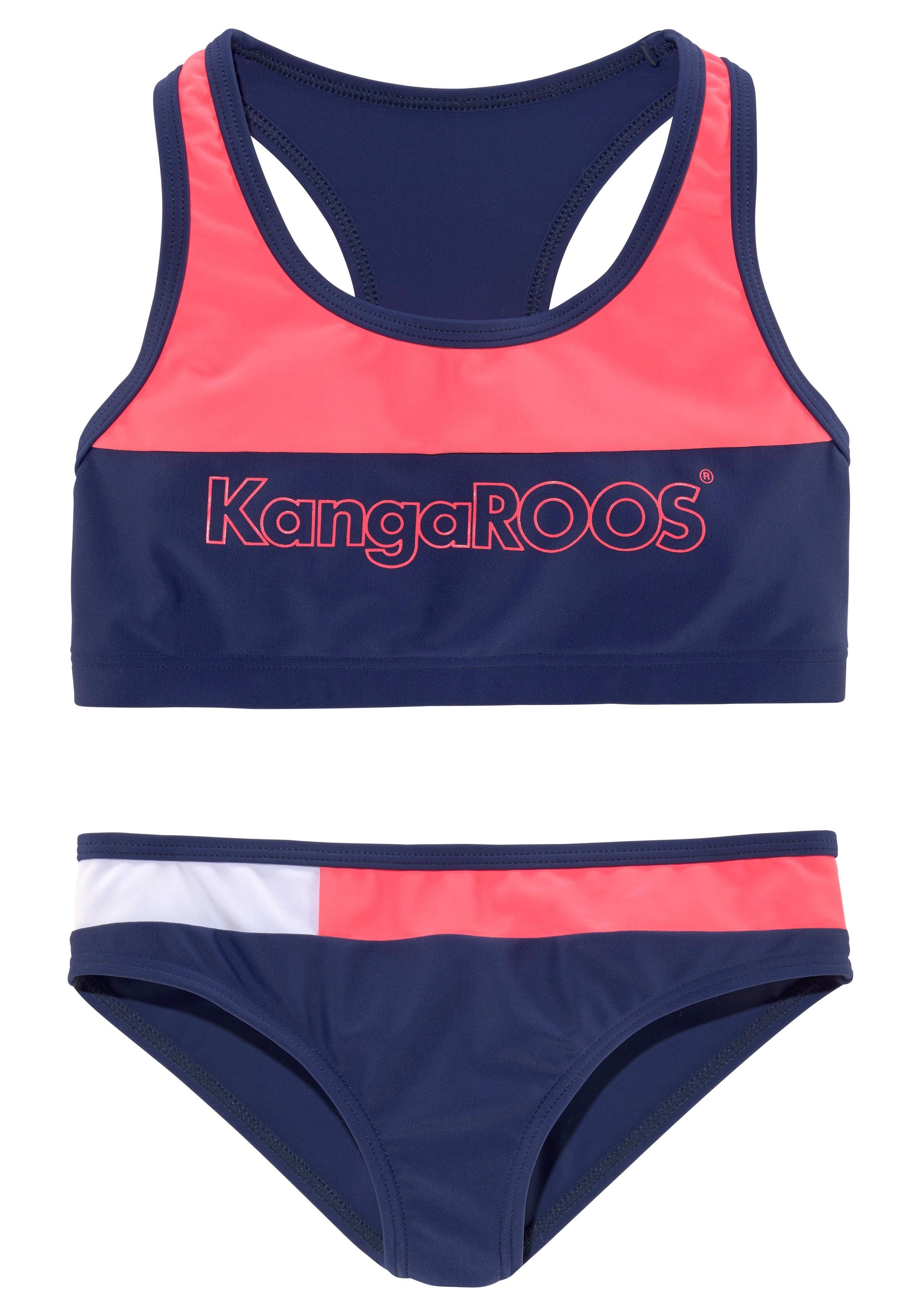 KangaROOS bustierbikini bij OTTO online kopen