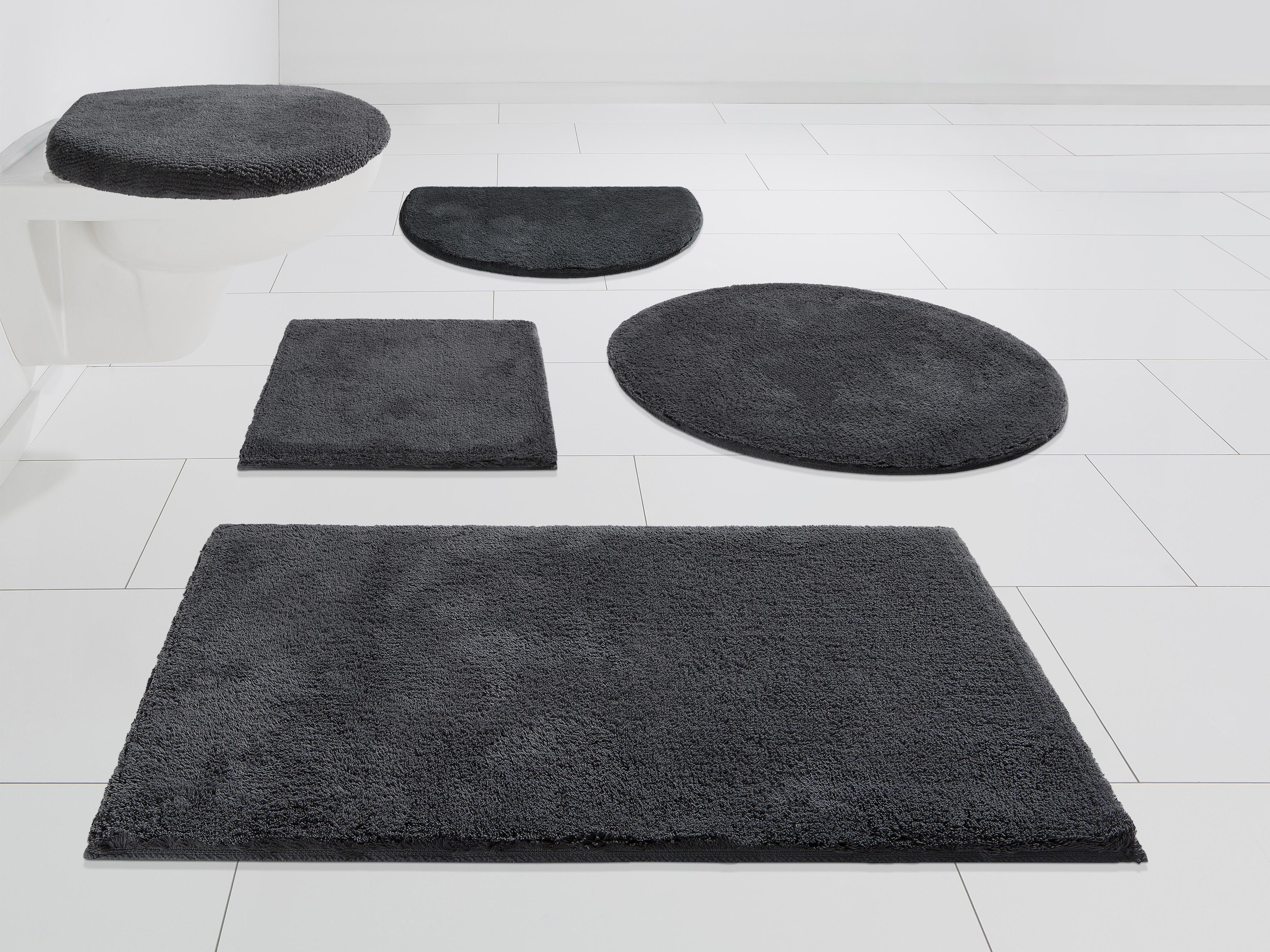 Kleine Wolke Exklusiv Badmat »Lillian«, hoogte 20 mm, met antislip-coating online kopen op otto.nl