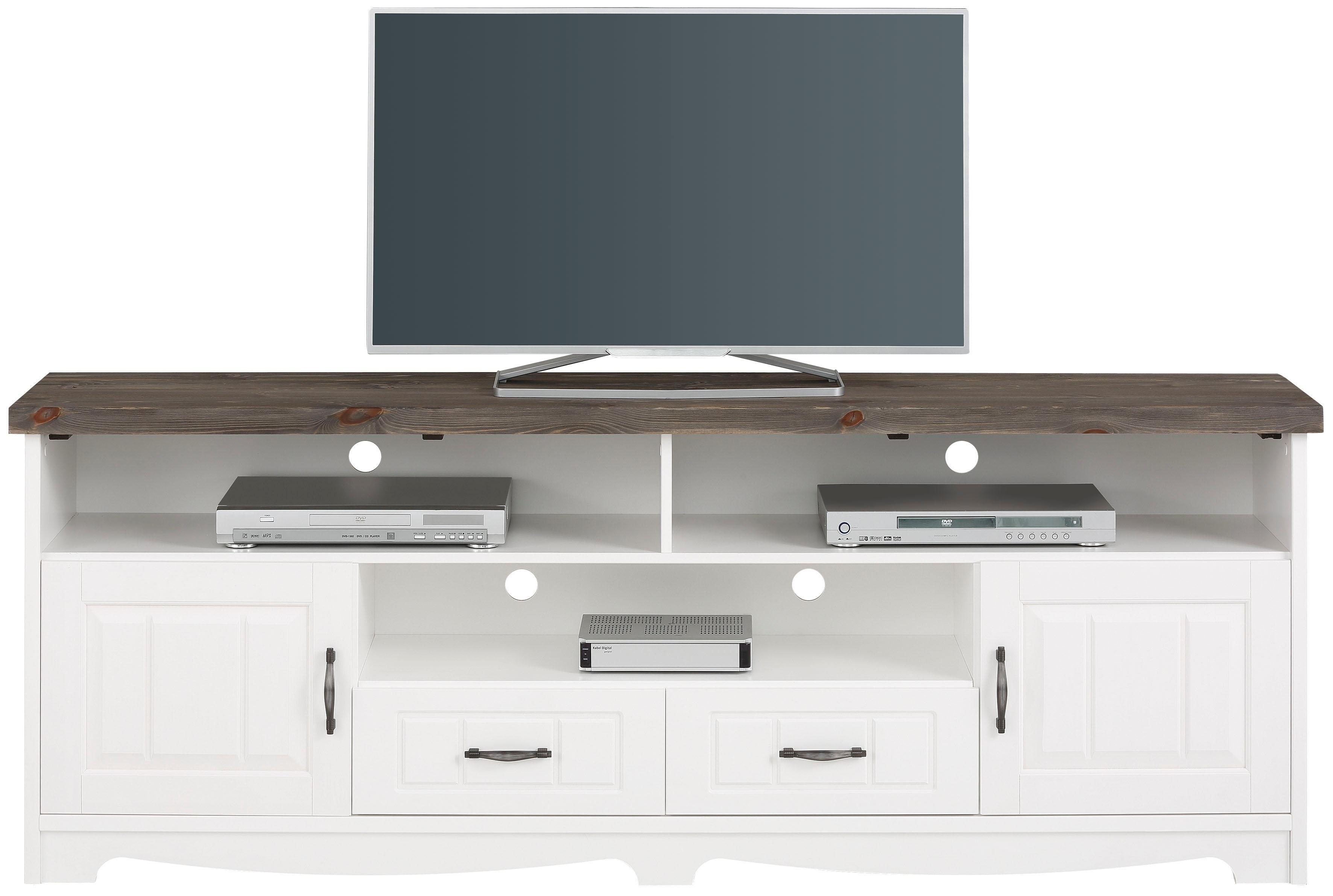 Computer En Tv Meubel.Home Affaire Tv Meubel Trinidad Antique Nu Online Kopen Otto
