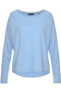 elbsand strandshirt blauw