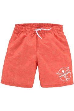 chiemsee zwemshort oranje