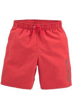 s.oliver red label beachwear zwemshort rood