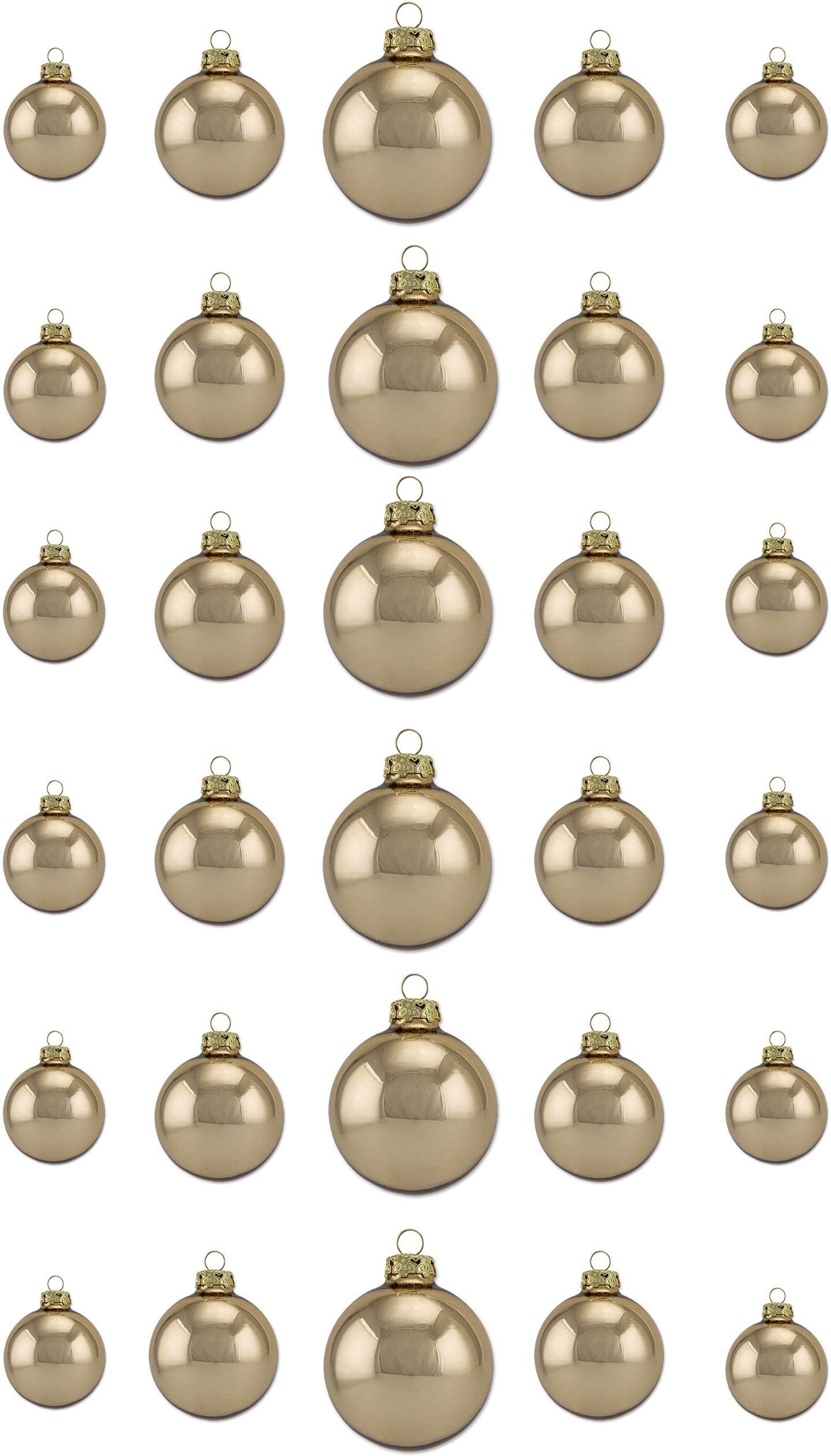 Thüringer Glasdesign kerstbal - gratis ruilen op otto.nl