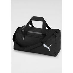 puma sporttas »fundamentals sports bag s« zwart