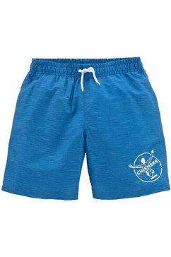 chiemsee zwemshort blauw