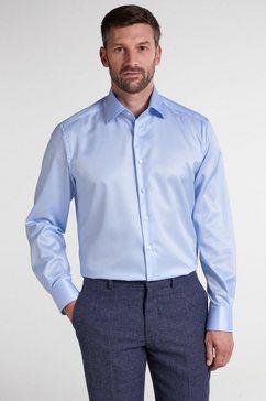 eterna businessoverhemd »comfort fit« blauw