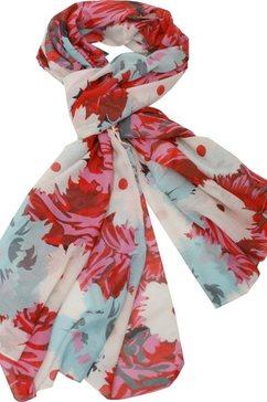 j.jayz modieuze sjaal multicolor