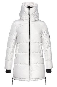superdry outdoorjack »ion padded jacket« wit