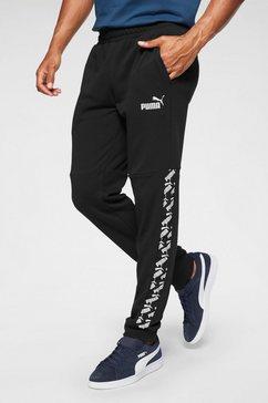 puma joggingbroek »reactive woven pant« zwart