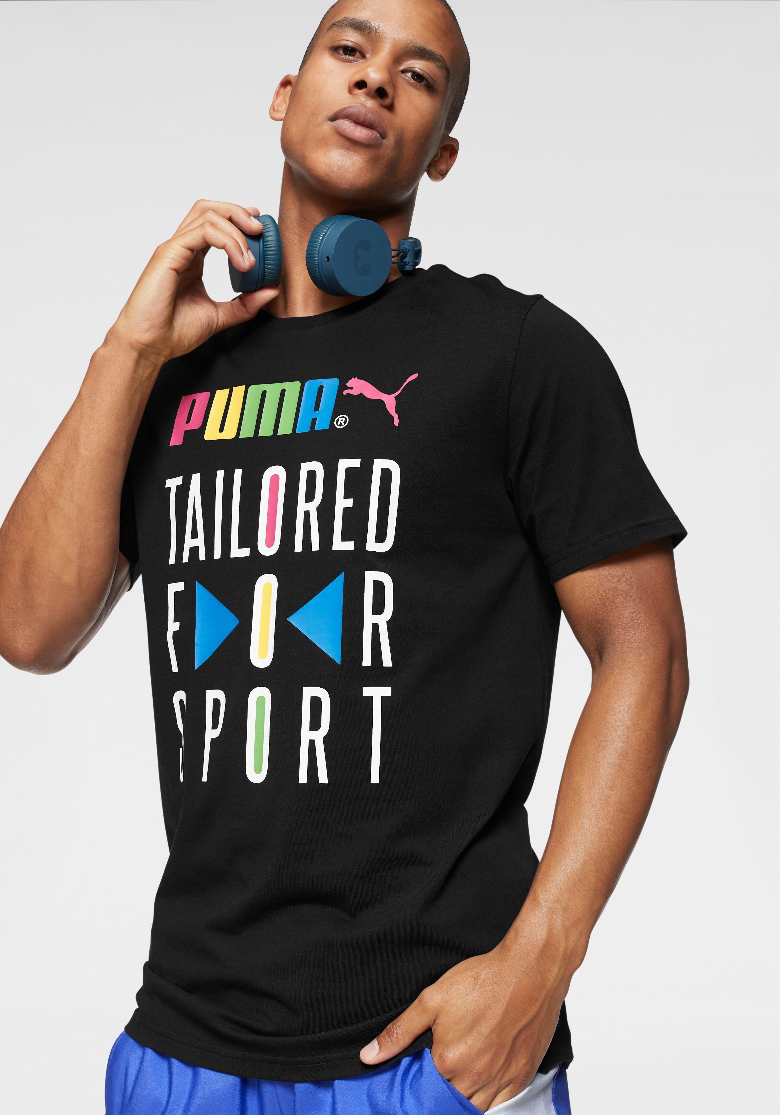 Puma T-shirt - gratis ruilen op otto.nl