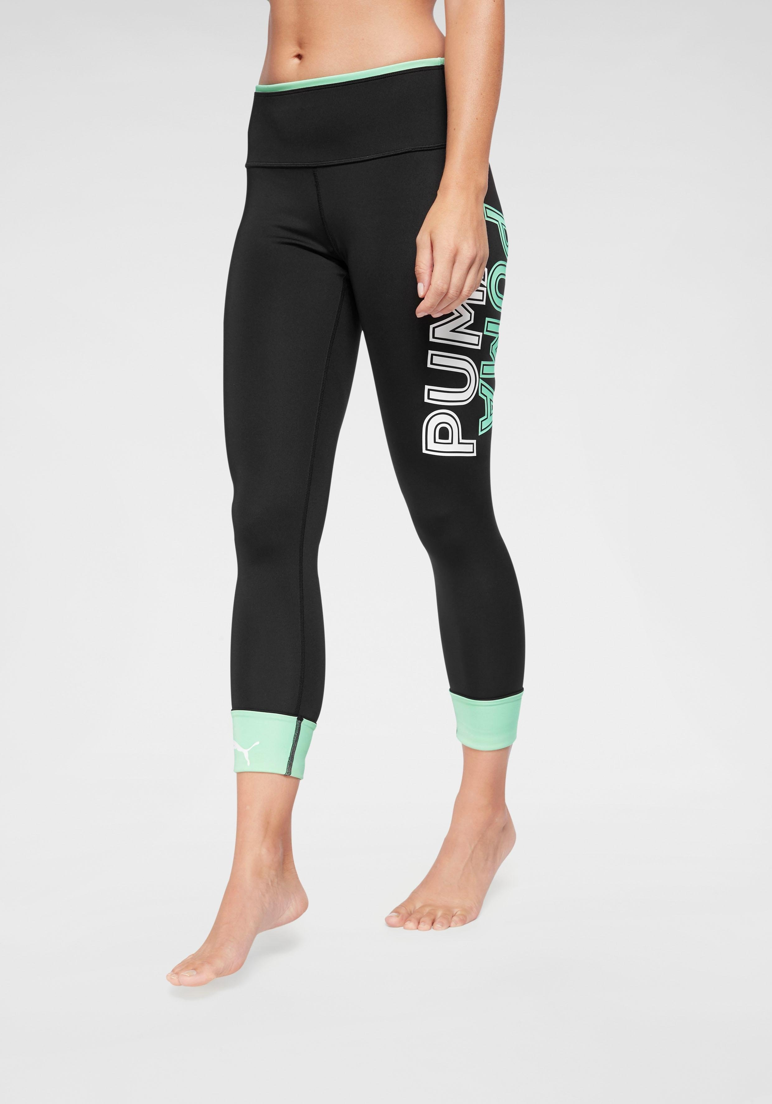 Puma functionele tights »Modern Sports Fold up Legging« online kopen op otto.nl