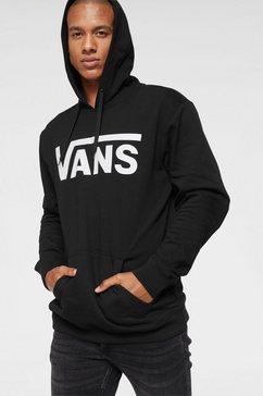 vans hoodie »vans classic po hoodie ii« zwart