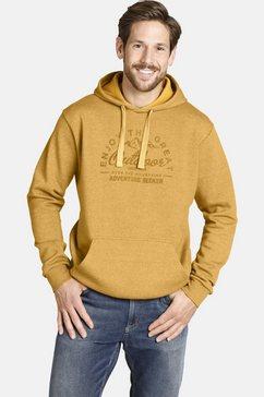 jan vanderstorm sweatshirt »afkar« geel