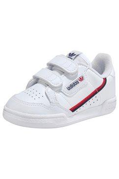 adidas originals sneaker »continental 80« wit