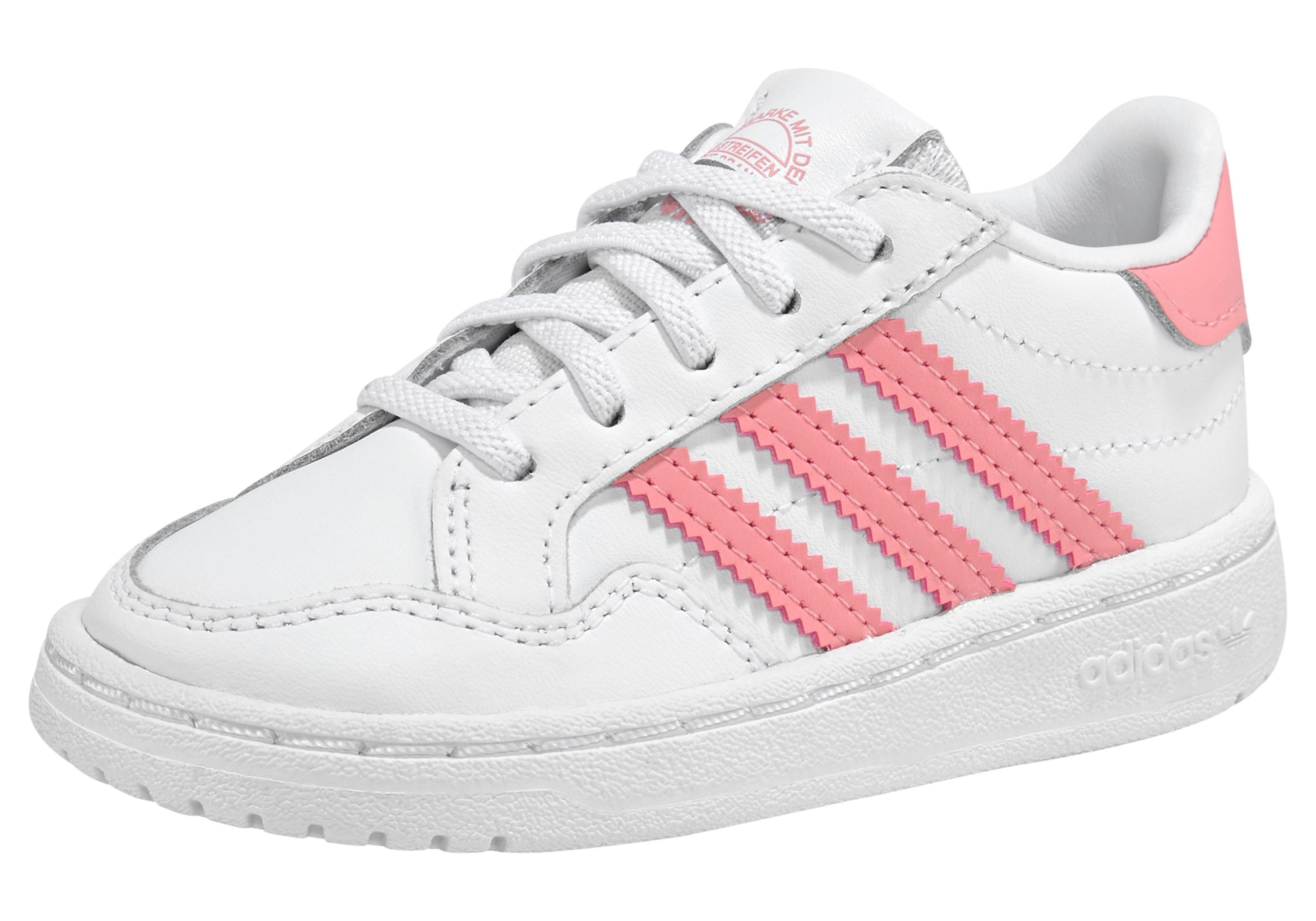 adidas Originals sneakers »Team Court EL I« voordelig en veilig online kopen