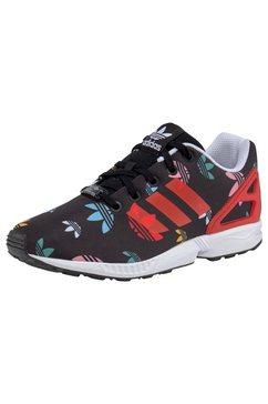 adidas originals sneakers »zx flux j-c« zwart