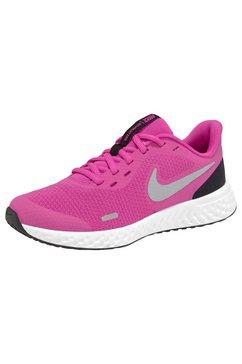 nike runningschoenen »revolution 5« roze