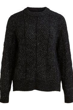 object gebreide trui zwart