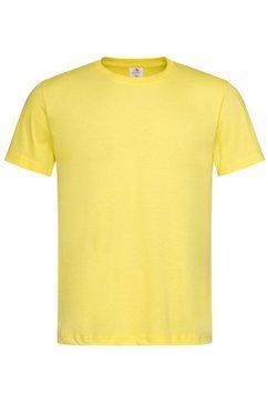stedman t-shirts (kurzarm) geel