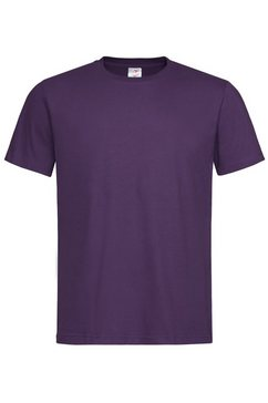 stedman t-shirts (kurzarm) paars