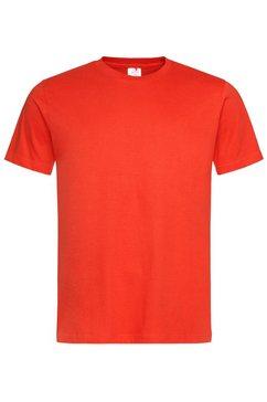 stedman t-shirts (kurzarm) oranje