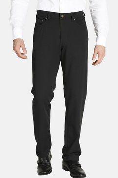 charles colby stretch-hose »duke hugh« zwart