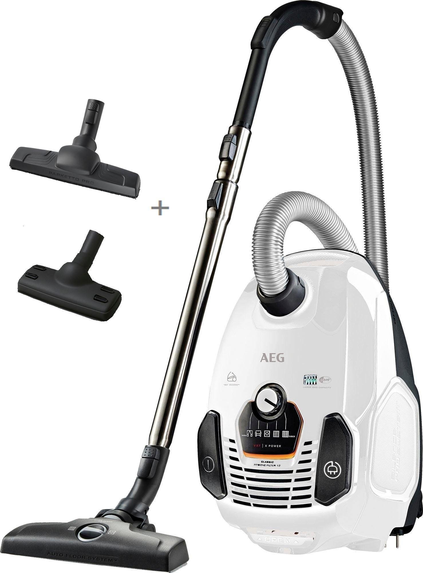 AEG stofzuiger VX7-2-IW-S nieuwe technische versie bij OTTO online kopen